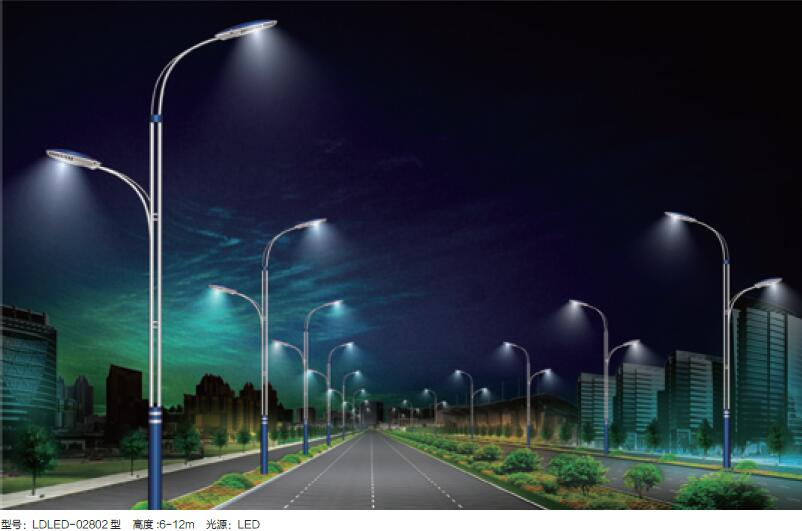 山西LED路灯生产厂家